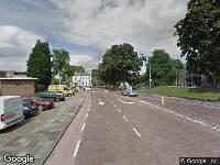 112 melding Brandweer naar Burgemeester Hasselmanplein in Tiel
