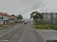 112 melding Besteld ambulance vervoer naar Da Costastraat in 's-Hertogenbosch