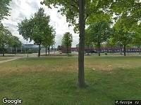 112 melding Ambulance naar Isolatorweg in Amsterdam