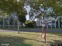 Politie naar Nevelgaarde in Nieuwegein vanwege aanrijding met letsel