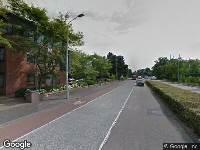 112 melding Brandweer naar Zuiderhoutlaan in Haarlem vanwege brand