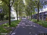 112 melding Ambulance naar Sweelincklaan in Tilburg