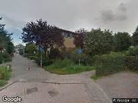 Ambulance naar Couperinstraat in Capelle aan den IJssel