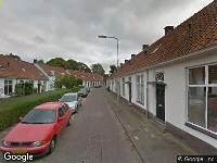 112 melding Ambulance naar Noord en Zuidstraat in Arnhem