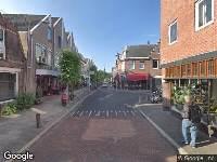 112 melding Ambulance naar Dorpsstraat in Amstelveen