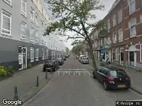 112 melding Ambulance naar Pupillenstraat in Rotterdam