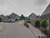 112 melding Politie naar Nertseweide in Veghel vanwege ongeval met letsel