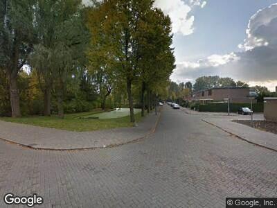 Brandweer naar Burghsluissingel in Rotterdam vanwege brand