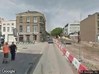 112 melding Brandweer en politie naar Nieuwstraat in Arnhem