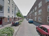 112 melding Ambulance naar Pieter Langendijkstraat in Rotterdam