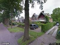 Politie naar Wipstrikkerallee in Zwolle vanwege letsel
