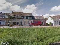 Ambulance naar Zinkweg in Oud-Beijerland