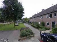 112 melding Ambulance naar Thorbeckeplein in Vlijmen