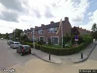 112 melding Ambulance naar G v Voorneweg in Oostvoorne