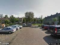 Ambulance naar Fuutstraat in Vlaardingen