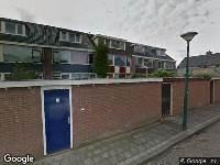 112 melding Brandweer naar Dr. Schaepmanlaan in Woerden