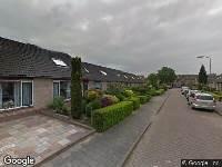 112 melding Ambulance naar Mesdagstraat in Duiven