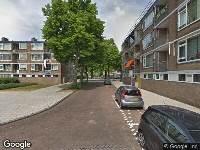 Ambulance naar Sijpestein in Amsterdam