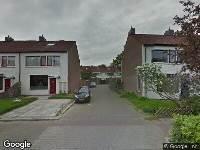 112 melding Besteld ambulance vervoer naar Renettengaarde in Rozenburg
