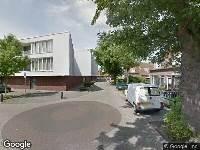 Ambulance naar Steijnstraat in Bergen op Zoom