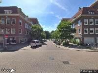 Ambulance naar Willem Schoutenstraat in Amsterdam