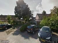 Ambulance naar Burgemeester Stamstraat in Nijkerk
