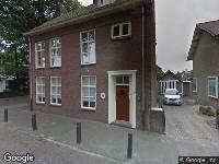 112 melding Besteld ambulance vervoer naar Prins Bernhardstraat in Zevenbergen