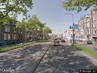 Ambulance naar 's-Gravendijkwal in Rotterdam