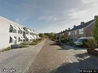 112 melding Besteld ambulance vervoer naar Jasmijnstraat in Goes
