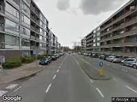 112 melding Brandweer naar Wichard van Pontlaan in Arnhem