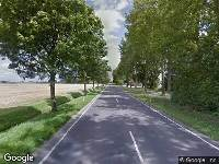 Ambulance naar Smidsweg in Westmaas