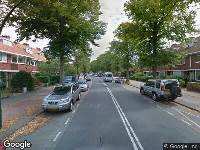 112 melding Ambulance naar Van Zuylen van Nijeveltstraat in Wassenaar