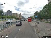 Ambulance naar De Boelelaan in Amsterdam