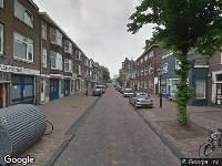 112 melding Brandweer naar Grondherendijk in Rotterdam