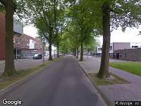 112 melding Besteld ambulance vervoer naar Generaal Smutslaan in Tilburg