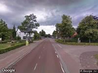 112 melding Ambulance naar Dorpstraat in Luyksgestel