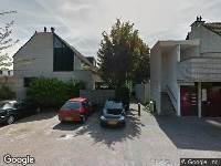 112 melding Brandweer naar Hoogheemraadstraat in Wassenaar