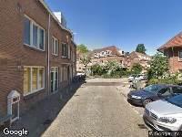 112 melding Ambulance naar Eksterstraat in Amsterdam