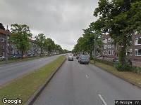 112 melding Ambulance naar Dorpsweg in Rotterdam