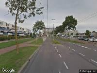 112 melding Brandweer en politie naar Marga Klompélaan in Arnhem