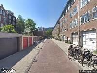 112 melding Ambulance naar Valckenierstraat in Amsterdam