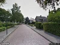 112 melding Ambulance naar Burgemeester Wijnenstraat in Waalwijk