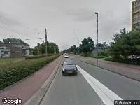 112 melding Brandweer naar Langenhorst in Rotterdam vanwege brand