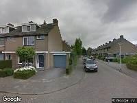 112 melding Ambulance naar W. Vrijlandtstraat in Oud-Beijerland