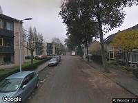 112 melding Ambulance naar Hillenaarlaan in Wassenaar