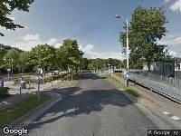 112 melding Besteld ambulance vervoer naar Weg door Jonkerbos in Nijmegen