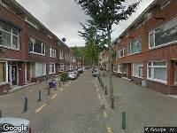 112 melding Ambulance naar Zwaluwstraat in Rotterdam