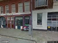 112 melding Ambulance naar Bakkerstraat in Haarlem
