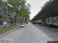 112 melding Ambulance naar Mijnsherenlaan in Rotterdam