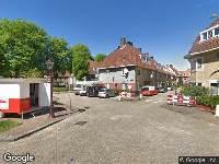 112 melding Ambulance naar Spechtstraat in Amsterdam